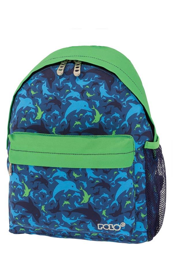 Σακίδιο POLO BACKPACK MINI δελφίνια 90106765