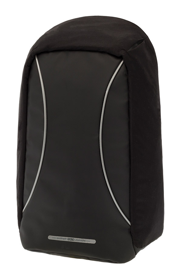 POLO BACKPACK Σακίδιο laptop 15.6 ¨ ANTI-THEFT μαύρο 90200102