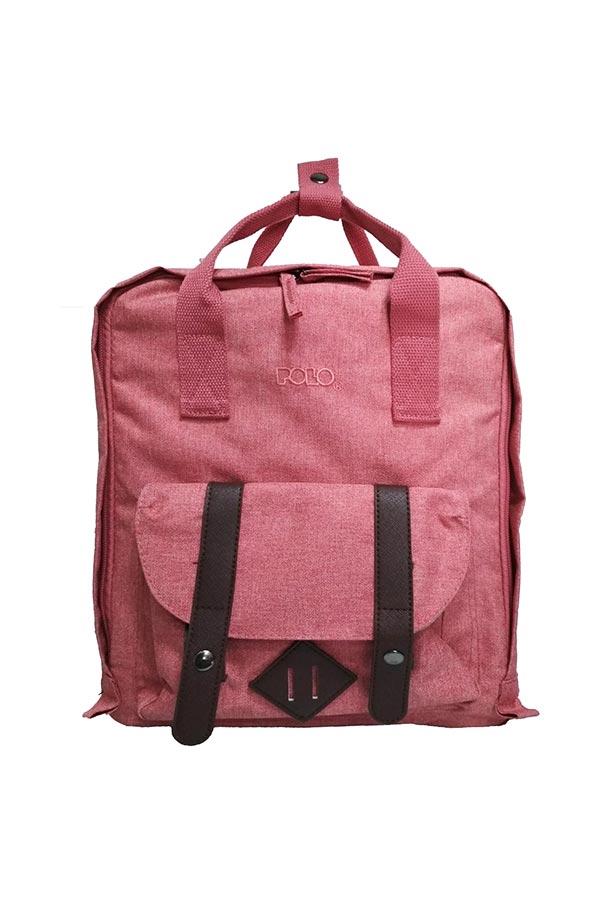 Σακίδιο πλάτης POLO BACKPACK NO RULES ροζ 90714248