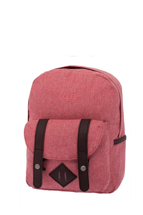 Σακίδιο πλάτης μικρό POLO SPARK ροζ 90714148