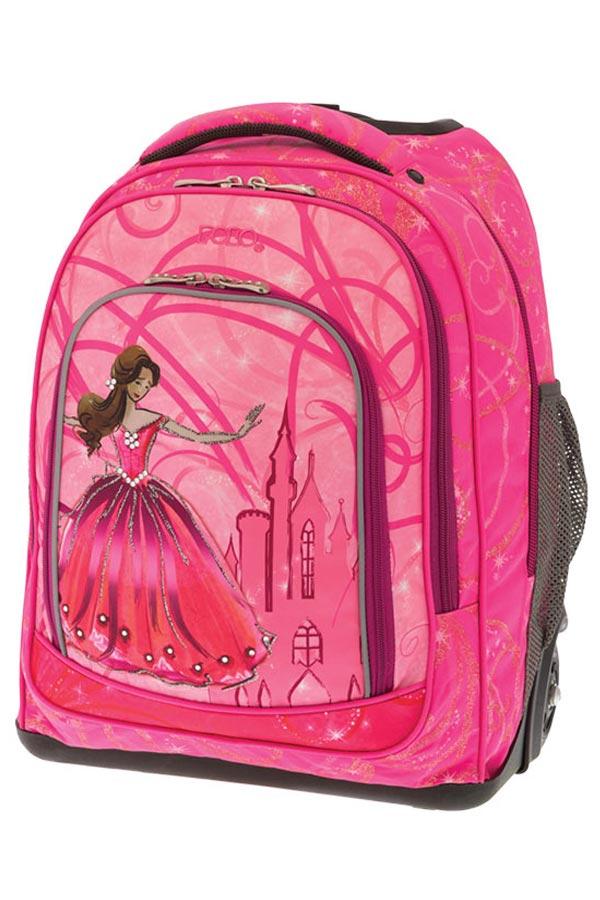 POLO BACKPACK TROLLEY Σχολική τσάντα τρόλεϊ Πριγκίπισσα 90122919