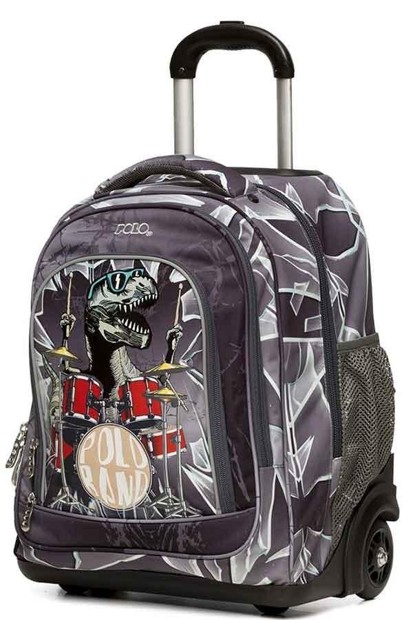 POLO TROLLEY BAG ROLLET GLOW Σχολική τσάντα τρόλεϊ 9012658006 2020