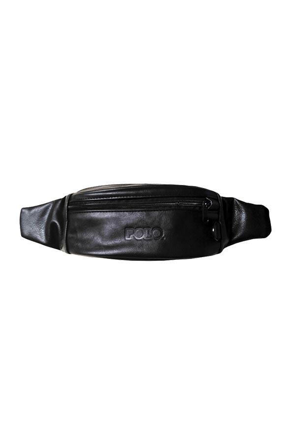 Τσαντάκι μέσης POLO WAIST BAG FREERIDE μαύρο 90800502