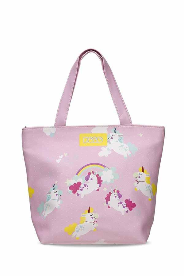 Τσάντα ώμου mini POLO SHOPPER CUTE μονόκερος 90796316 2020
