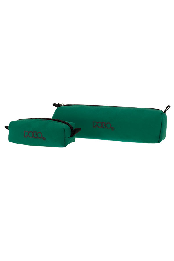 Κασετίνα σχολική POLO WALLET πράσινο 93700615