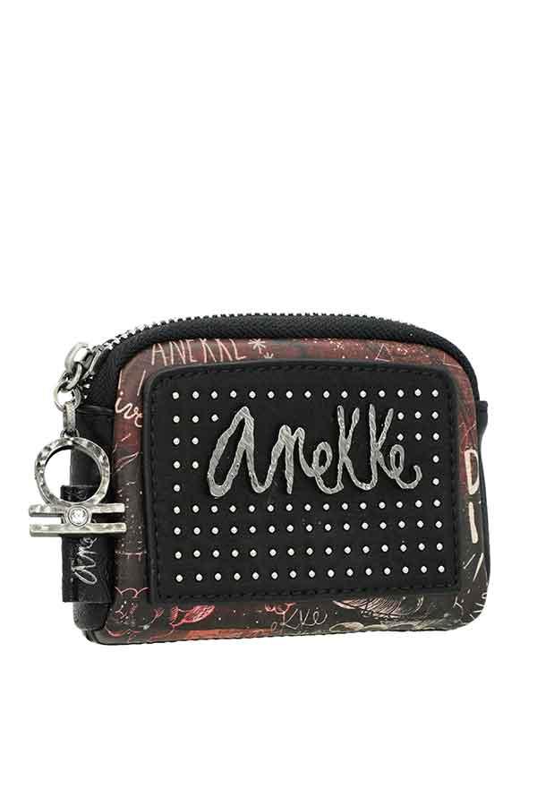 Anekke Spirit Πορτοφόλι μικρό - κλειδοθήκη 31702-07-018UNS