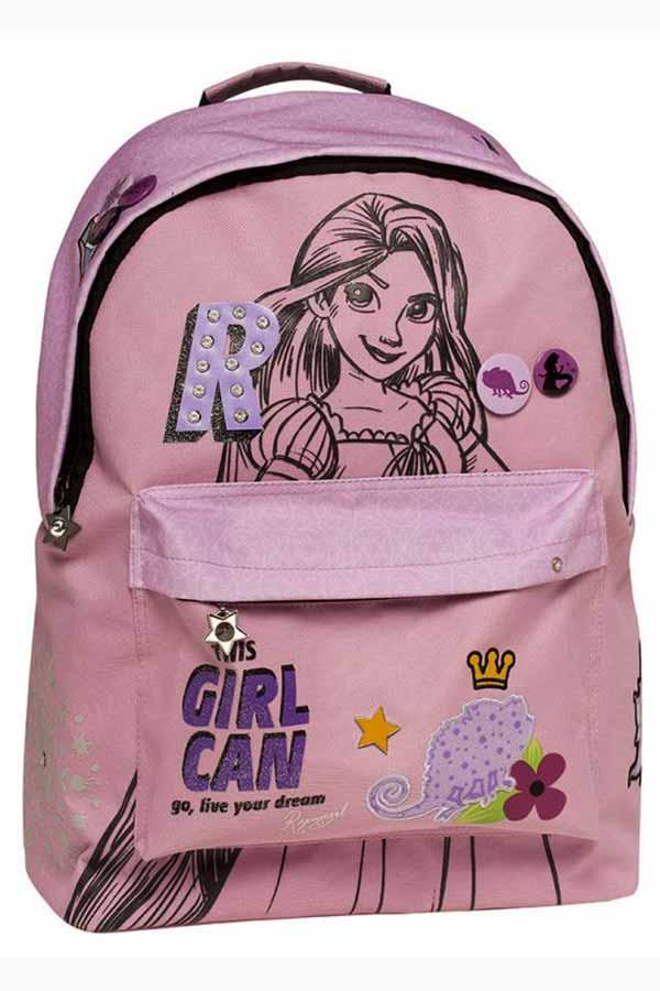 Rapunzel Σακίδιο πλάτης Backpack Graffiti 191301