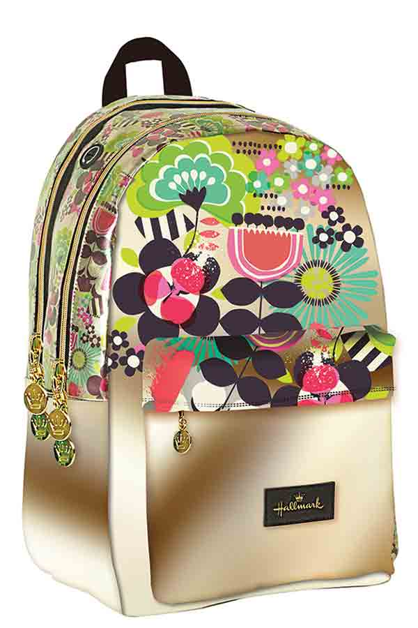 BACKPACK Hallmark Σακίδιο πλάτης BACK ME up 333-03034