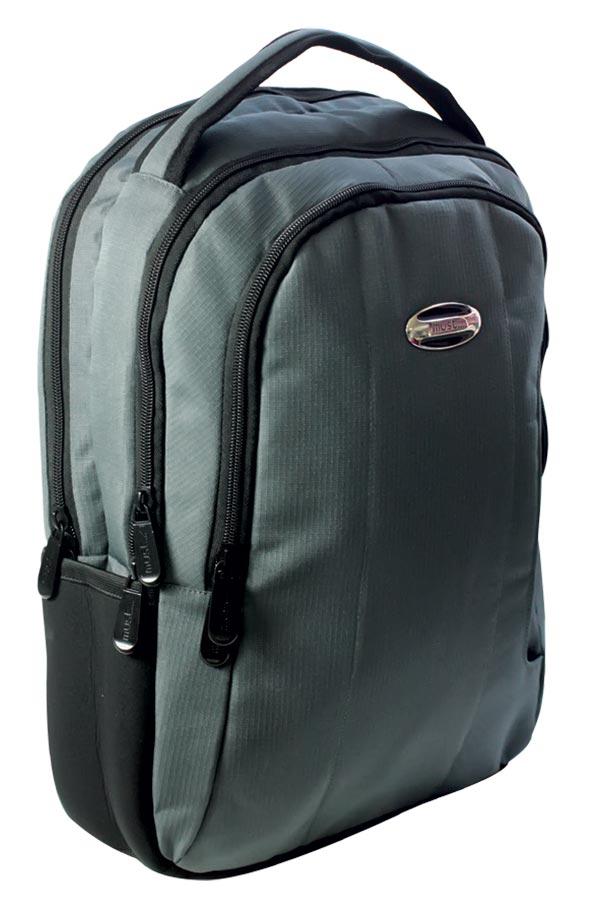 Σακίδιο με θέση για laptop 14 inches must Urban γκρι σκούρο 0579263