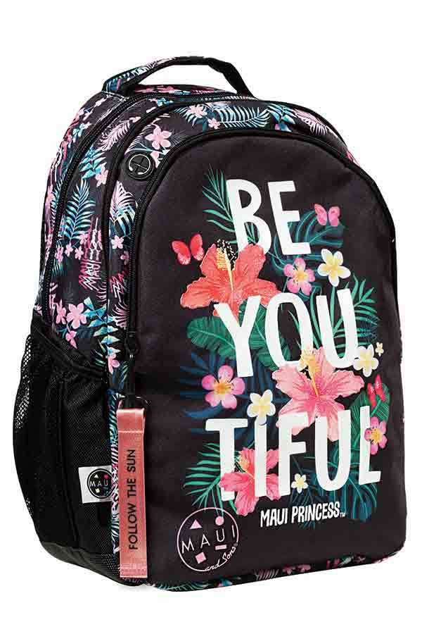 Maui and Sons Σακίδιο BACKPACK Be you tiful 339-54031