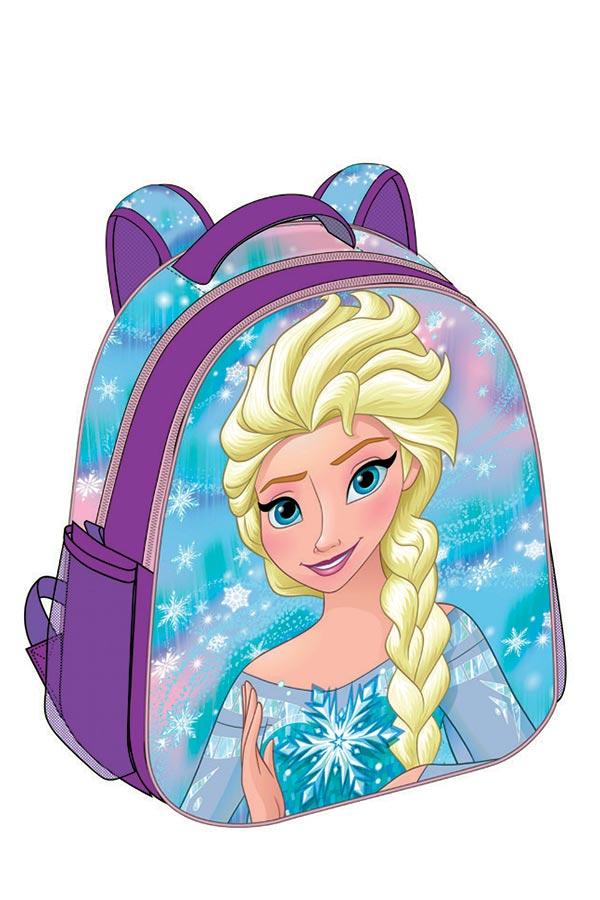 0209c39c35 Σακίδιο νηπιαγωγείου 3D Frozen Elsa 000561776