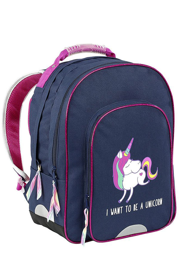 VIQUEL Σακίδιο BACKPACK πολυθεσιακό Unicorn 624809