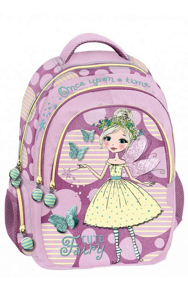 Σακίδιο πλάτης πολυθεσιακό Fairy Graffiti 211214