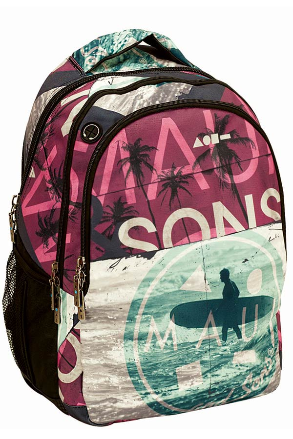 Maui and Sons Σακίδιο BACKPACK Breeze 339-49031
