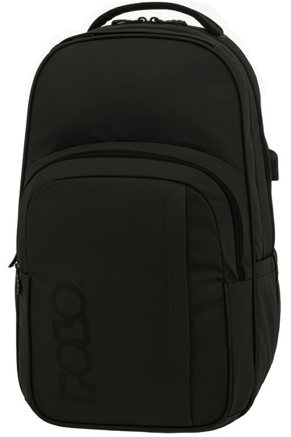 POLO Σακίδιο με θέση για laptop 15,6 inches RIDE μαύρο 9020562001