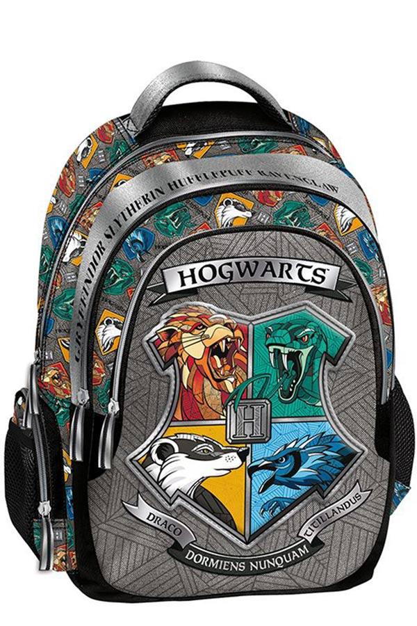 Σακίδιο πλάτης πολυθεσιακό Harry Potter Hogwarts Graffiti 214211