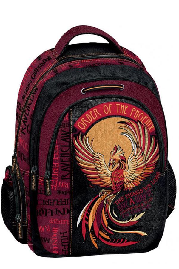 Σακίδιο πλάτης πολυθεσιακό Harry Potter Phoenix Graffiti 214212