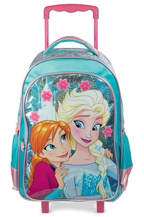 Σχολική τσάντα τρόλεϊ Frozen Elsa and Anna 0561781