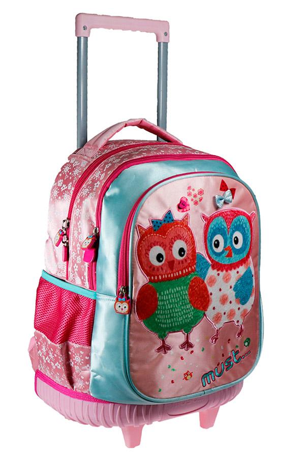 Σχολική τσάντα τρόλεϊ must OWL 000579345