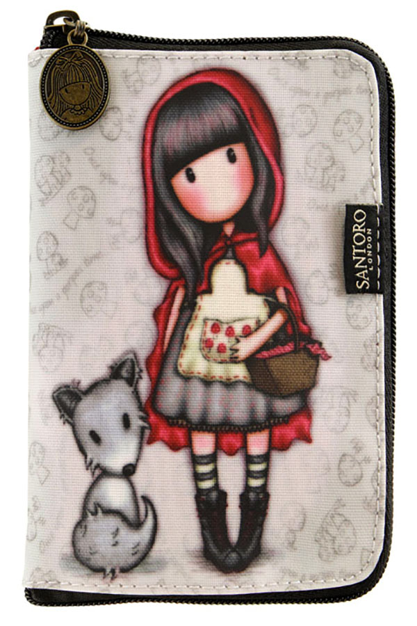 Santoro gorjuss Τσάντα Shopper bag - Little red riding hood 308GJ21
