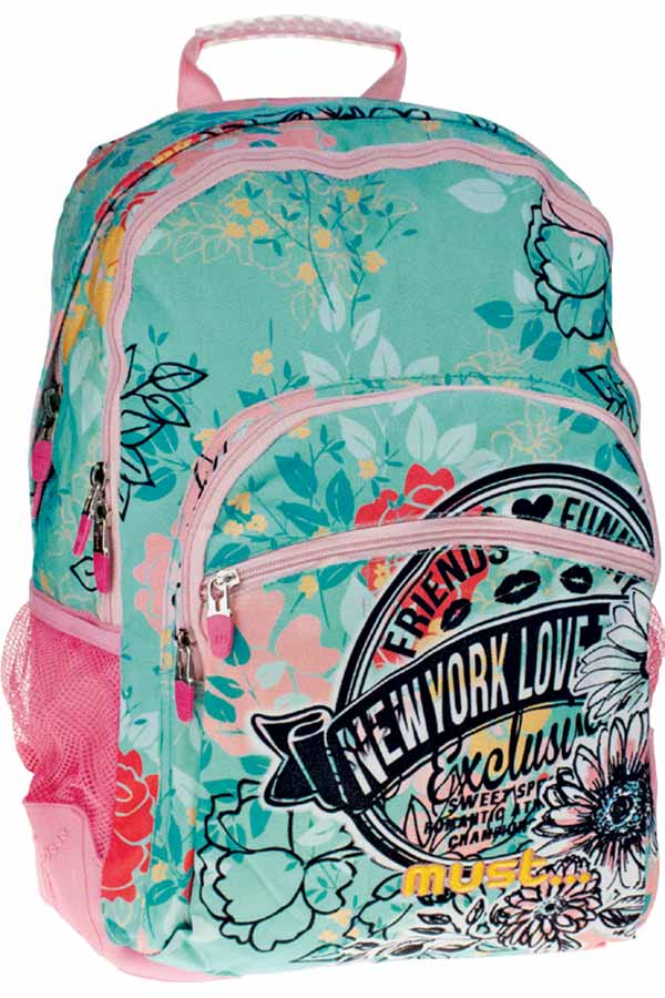 Σακίδιο BACKPACK must Energy New York love 000579379