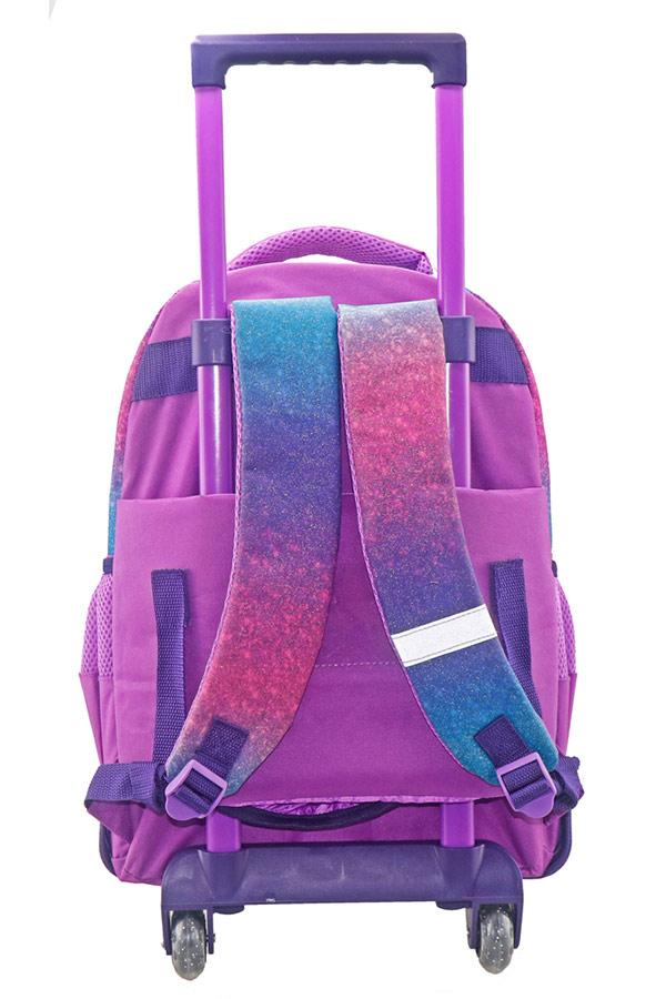 Frozen Σχολική τσάντα τρόλεϊ Together we΄ re strong 000562656