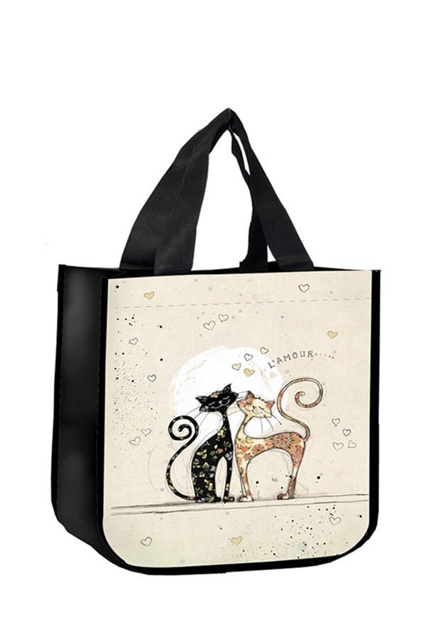 Τσάντα Shopping bag Bug art Kiub SCP-01-A01