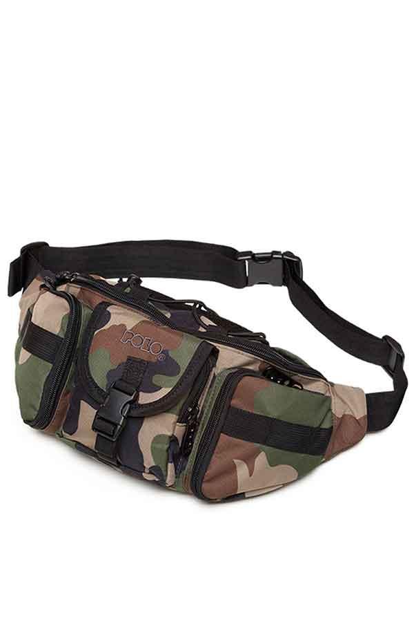 Τσαντάκι μέσης POLO WAIST BAG TACTICAL παραλλαγή 90801242