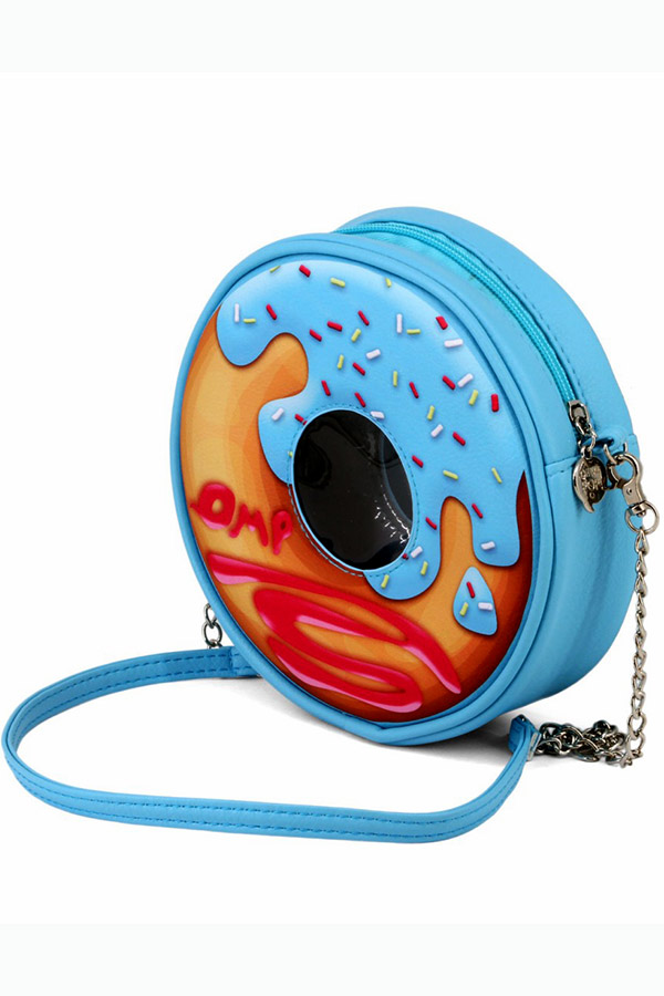 Τσάντα ώμου donut oh my POP bluenut 38707