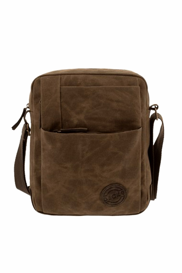 Τσαντάκι ώμου DECK9 SHOULDER BAG WAXED CANVAS 80706707