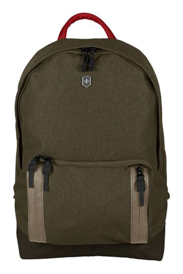 VICTORINOX Classic Laptop Backpack σακίδιο laptop 15΄΄ λαδί 602150