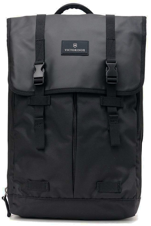 VICTORINOX Flapover Laptop Backpack σακίδιο laptop 15,6΄΄ μαύρο 32389301