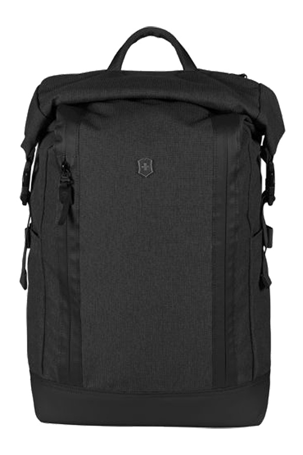 VICTORINOX Rolltop Laptop Backpack σακίδιο laptop 15΄΄ μαύρο 602643