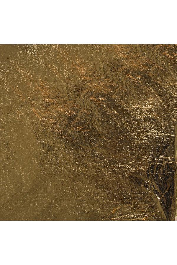 Ημίχρυσος κίτρινος 5 φύλλα 14x14cm Rayher 2170006