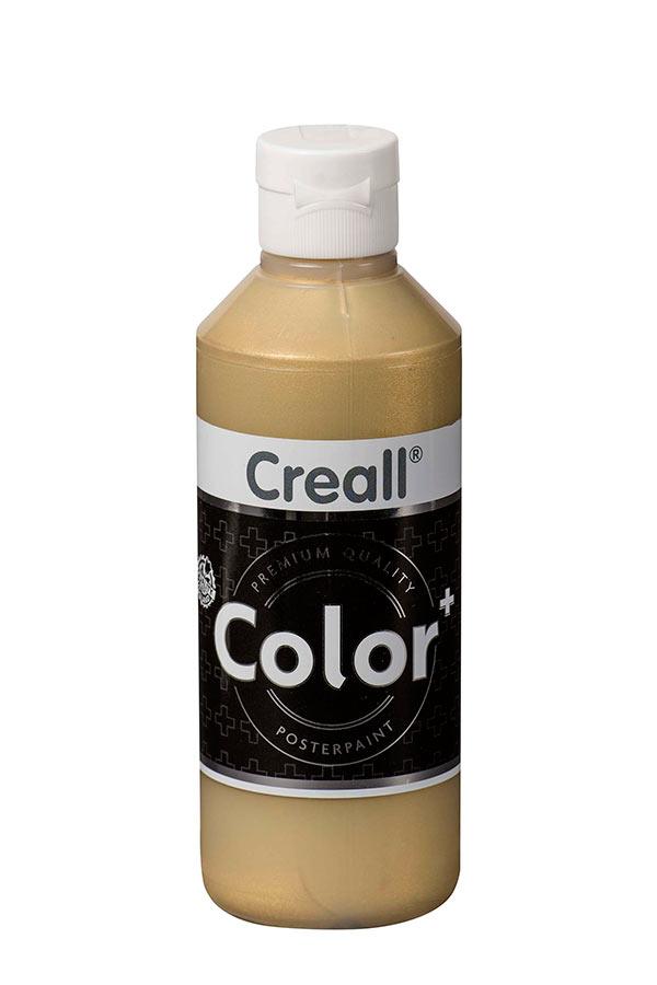 Τέμπερα Creall color 250ml χρυσό 01059