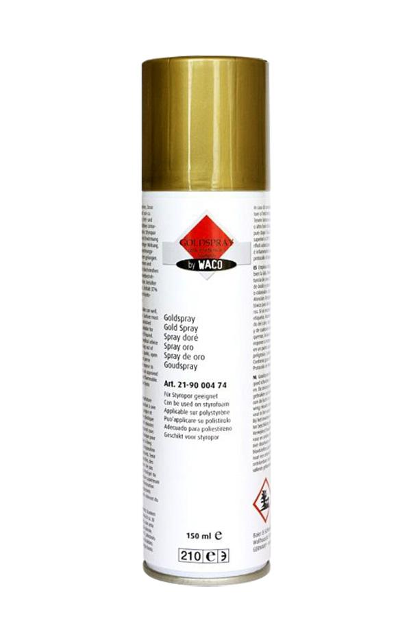 Σπρέι Goldspray 150ml WACO χρυσό 219000474