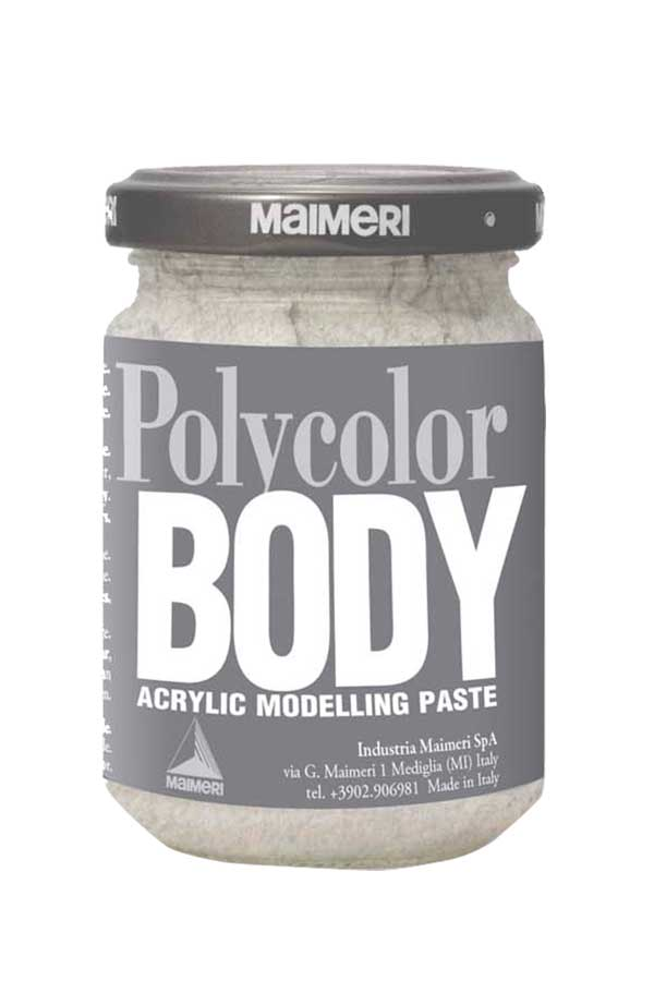 Πάστα ζωγραφικής MAIMERI Polycolor Body 140ml Super Light paste 816
