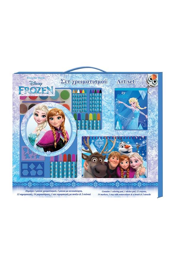 Σετ χρωματισμού Frozen 0562181