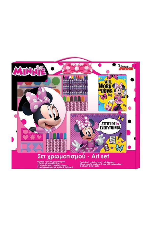 Σετ χρωματισμού Minnie 0562190