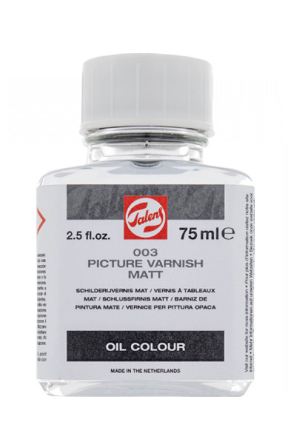 Βερνίκι Talens 75ml Picture Varnish Oil Colour 003