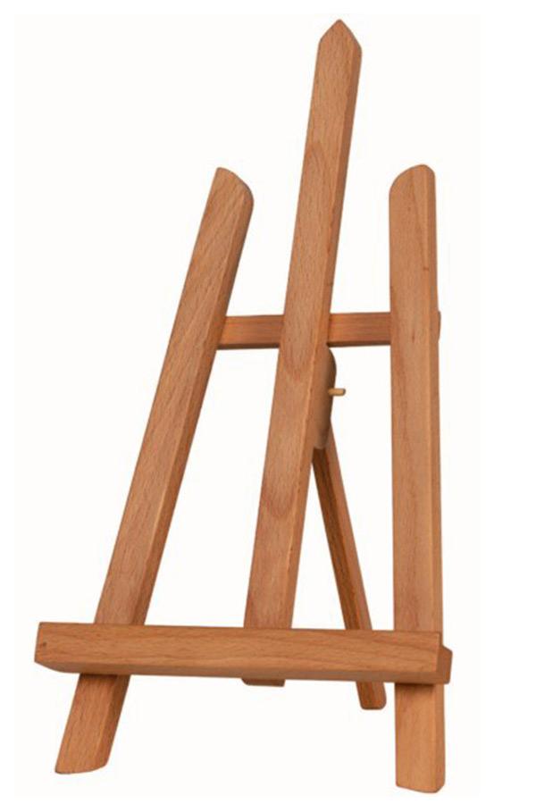 Καβαλέτο επιτραπέζιο ξύλινο ELARA 36cm Talens 9105011M