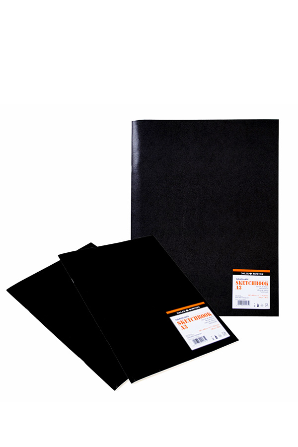 Graduate Sketchbook  Α3 29,7x42cm 20 φύλλων Daler Rowney 815000300