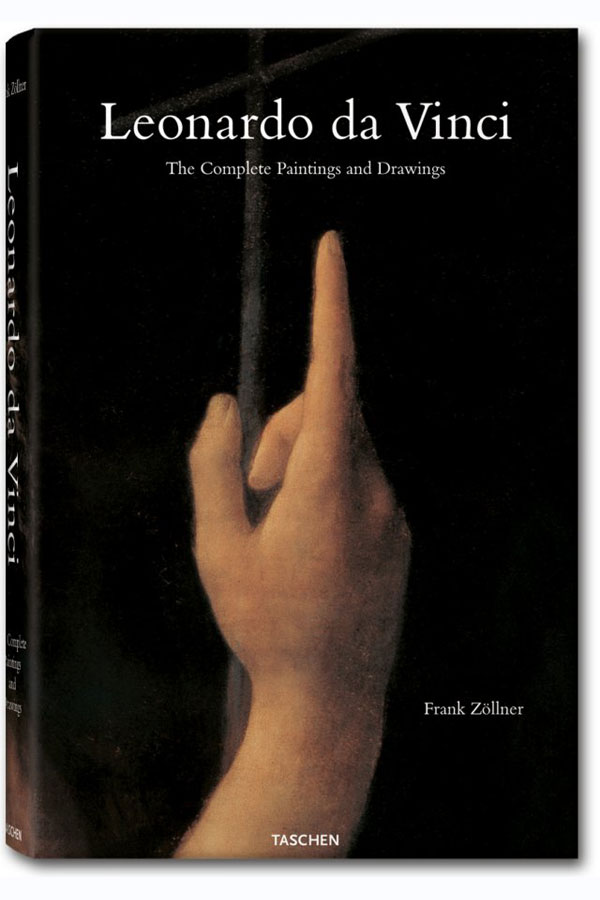 Leonardo da Vinci - The complete paintings and drawings